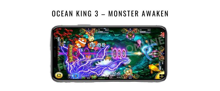 OCEAN KING 3 – MONSTER AWAKEN