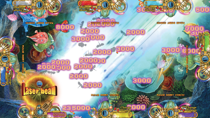 เกมยิงปลา Ocean King 2
