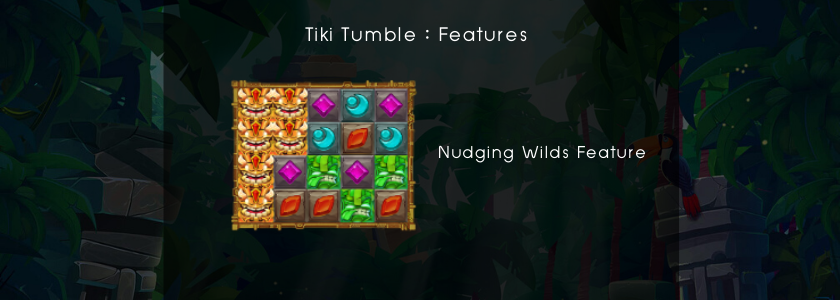 Tiki Tumble - features