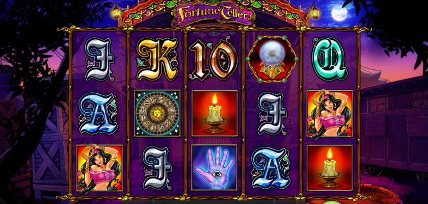 Fortune Teller - play